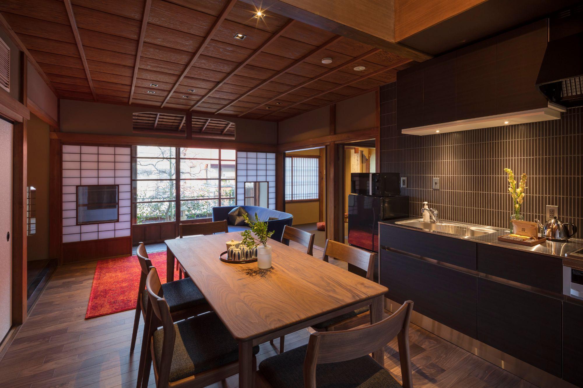 【公式】金沢|町家レジデンスイン1棟貸切り宿泊施設(町屋)
