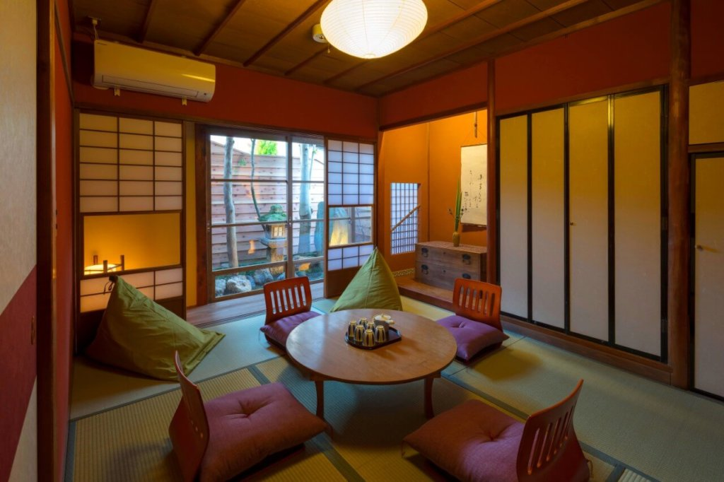 'Hisago Uma' Machiya Holiday House