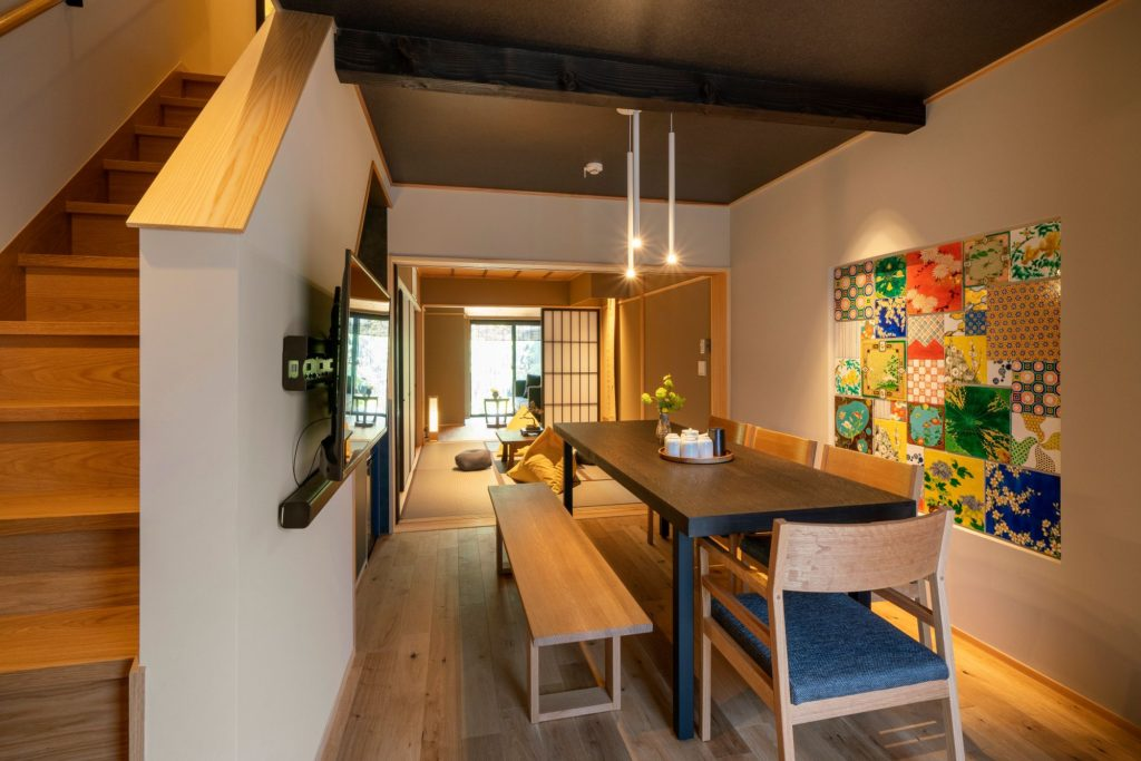 'Hanatsume' Machiya Holiday House